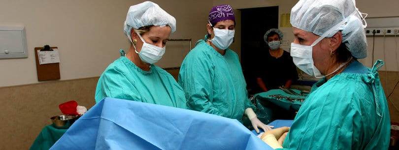 Delayed C-section injuries in Washington DC